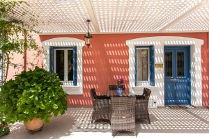 Crete villas Chania Platania family holiday homes